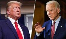 Warga AS Pilih Mana, Trump atau Biden?