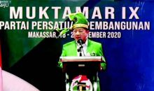 Suharso Monoarfa, Menteri Dua Rezim Kembali Nahkodai Parpol Berlambang Ka'bah