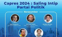 Mengintip Pilpres 2024, Mesin Partai Politik Sudah Menyala?