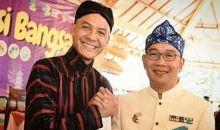Survei CPCS Temukan Pemilih Milenial Unggulkan Ganjar dan Ridwan Kamil