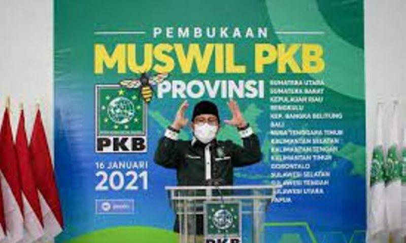 Berpeluang Menang, Gus Imin Optimis PKB Tembus Tiga Besar Pemilu 2024