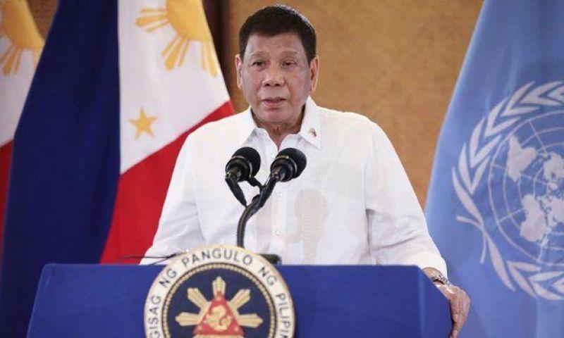 Langkah Mengejutkan, Presiden Filipina Duterte Mundur dari Politik