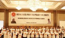 Partai Perkasa Akan Teruskan Perjuangan  Bung Karno dan Rachmawati
