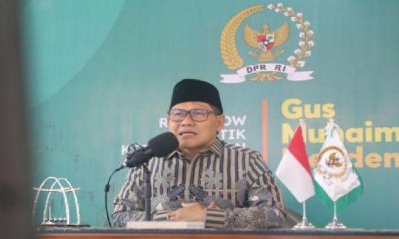 Gusur Posisi Partai Golkar, Cak Imin Optimis Pemilu 2024 PKB MasukDua Besar