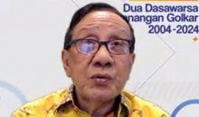Minta Semua Kader Berjuang, Akbar Tanjung: Insya Allah Partai Golkar Pemenang Pemilu 2024